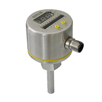 2-in-1 Stainless Steel Flow and Temperature Sensors