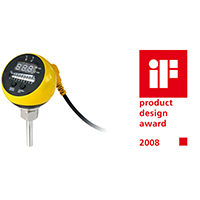 EMA wins 「iF product design award 2008」– Innovative Design of F+T Sensors